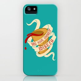 Chosen Wisely iPhone Case