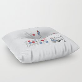 The Ultimate Combo Floor Pillow