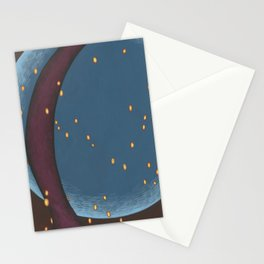 Moonlike Stationery Cards