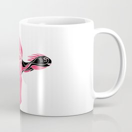 Lunatic Fish Tank Coffee Mug