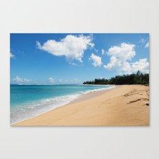 Tunnels beach Canvas Print
