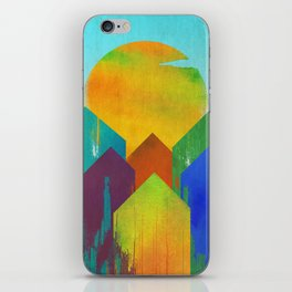 The West Aglow iPhone Skin
