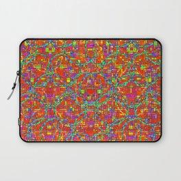 Verre Colore Pattern Laptop Sleeve