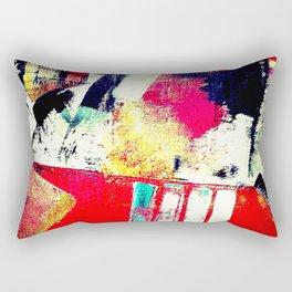 Mania 4, New work 2017 Rectangular Pillow