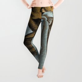 Arthur Dove Pagan Philosophy Leggings