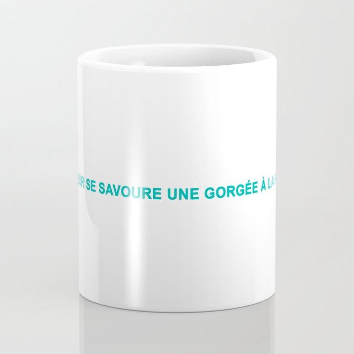 Les Recettes du bonheur  - FOOD Coffee Mug