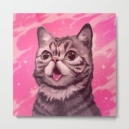 Fantasy in BUB Minor Metal Print