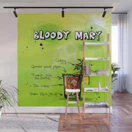 BloodyMary_002_by_JAMFoto Wall Mural