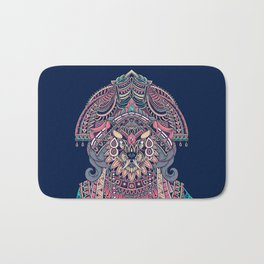 Queen of Solitude Bath Mat