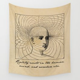 1984 - George Orwell - Reality Wall Tapestry