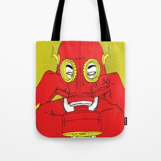 Unmask The : Flash Tote Bag