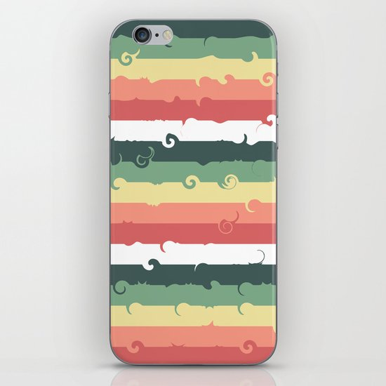 Candy Roll iPhone & iPod Skin