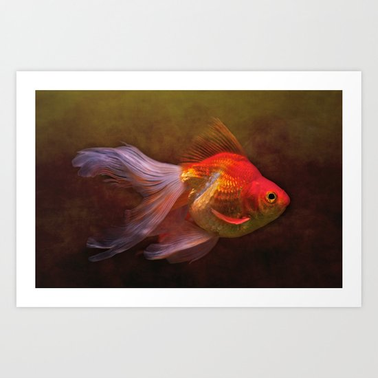 Ryunkin Art Print