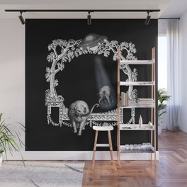 The XL Files Wall Mural