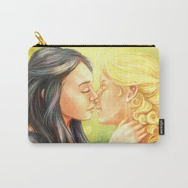 Holly and Angela Carry-All Pouch