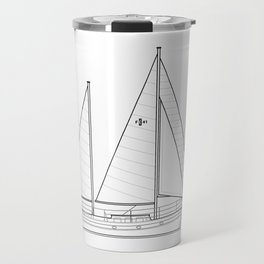 Islander Freeport 41 Travel Mug