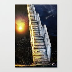 Stairway to.... u guess!  Canvas Print