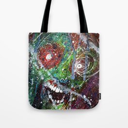 Fear Equals Rage Tote Bag