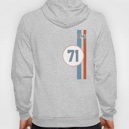 71 Le Mans Racing Hoody