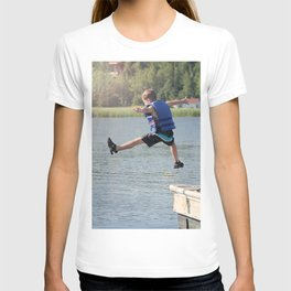 Harry Leaps! T-shirt