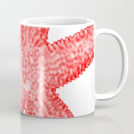 Coral Starfish Coffee Mug