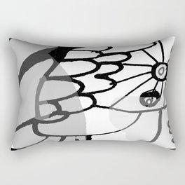 A Lot of Things Rectangular Pillow
