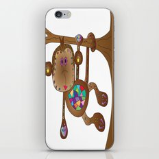 Monkey of the Day iPhone & iPod Skin