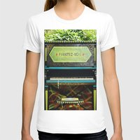 piano T-shirts featuring Piano by lenomadecom