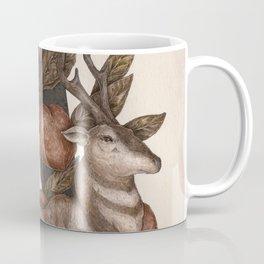 Letter A: Antelope & Apricots Coffee Mug