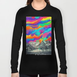 Skyfall, Melting Northern Lights Long Sleeve T-shirt