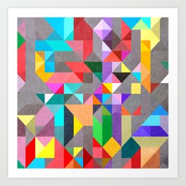 Spectre60 Art Print