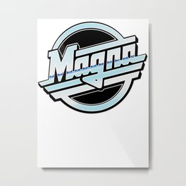 Magna Metal Print