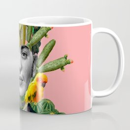 pinky frida cactus Coffee Mug