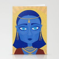 et Stationery Cards featuring ET by Mille Kurowsky