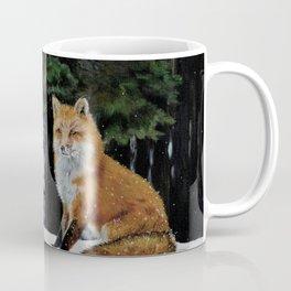 Red Fox of Algonquin by Teresa Thompson Coffee Mug