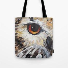 Owl Be Watching Tote Bag