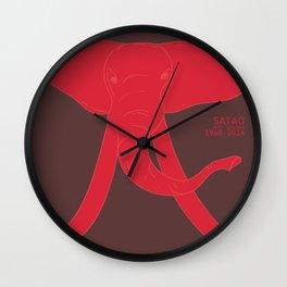 Satao Wall Clock