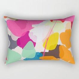golden rain 1 Rectangular Pillow