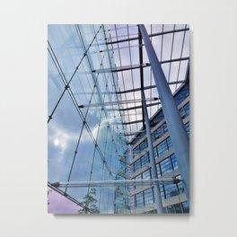 glass sky Metal Print