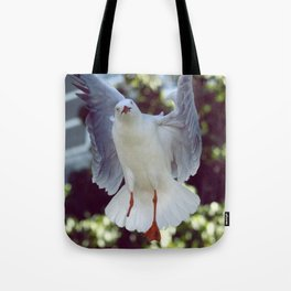 Peggy Gull Tote Bag
