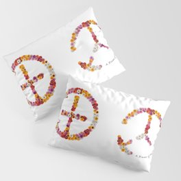 "A brand new - must have - ""IT-PEACE"" - Living Hell Pillow Sham"