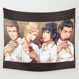Chocolates Wall Tapestry