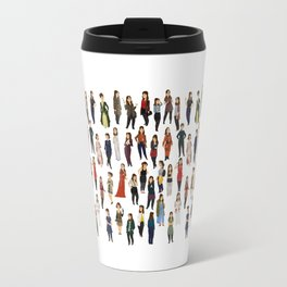 Every Clara Outfit Ever | S8 Travel Mug