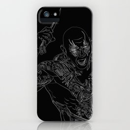 Drax the Destroyer, GuardiansOfTheGalaxy iPhone Case