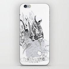 Cherokee Bear iPhone & iPod Skin