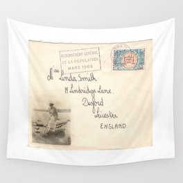 Miss Smith Wall Tapestry