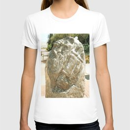 Father by Shimon Drory T-shirt