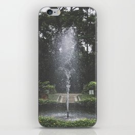 Parque Laje - Rio de Janeiro iPhone Skin