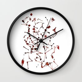 Fate In Our Stars Wall Clock