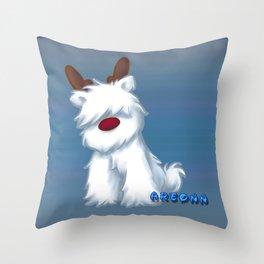 Little Mascot Throw Pillow